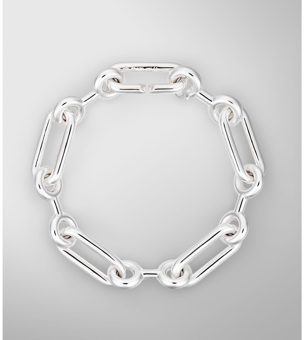 Picture of Byredo Value Chain Silver Bracelet 10 links