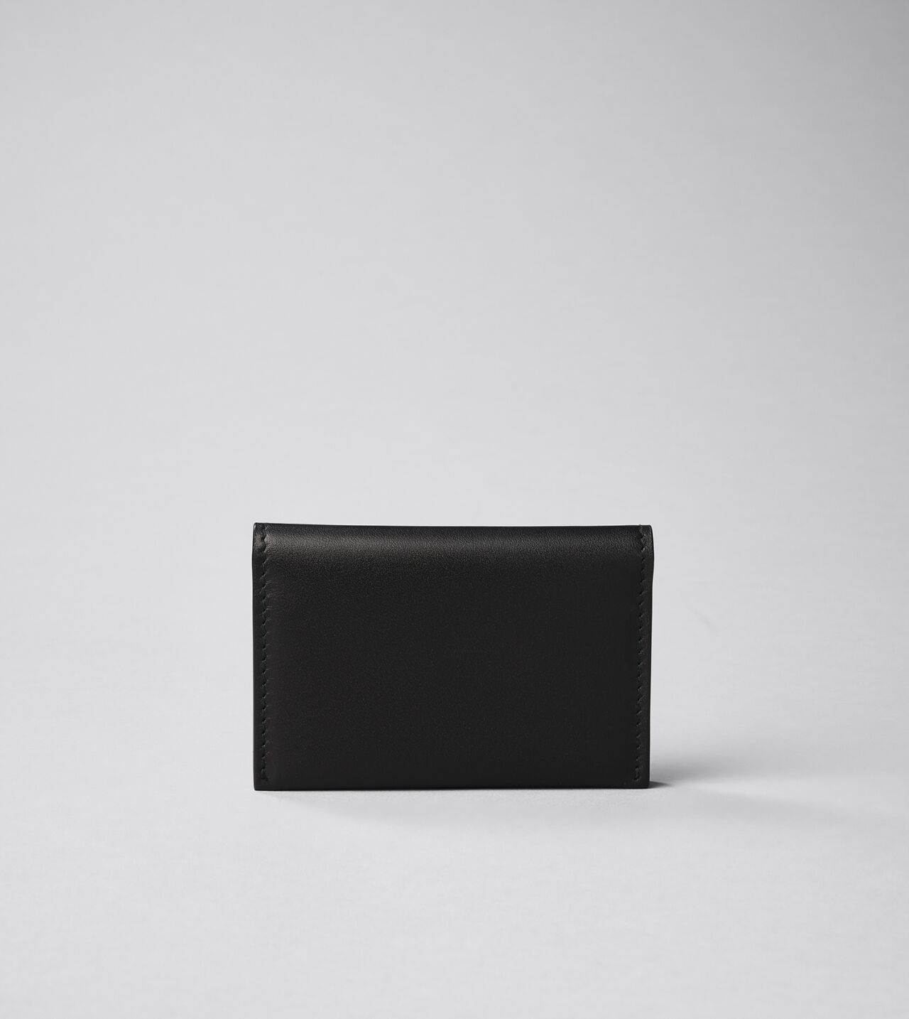 Picture of Byredo Business card holder in Black leather