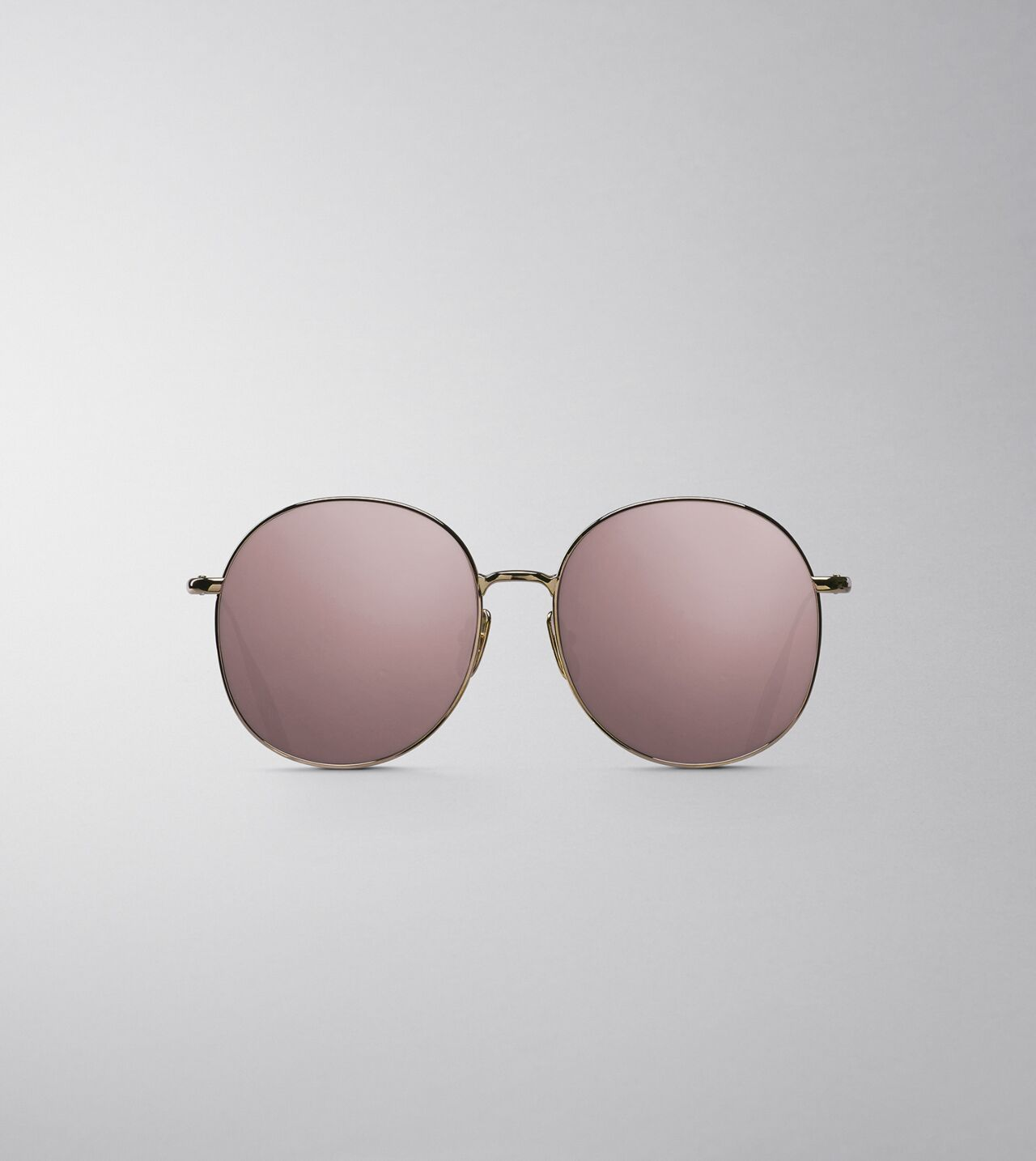 Picture of Byredo The Bohemian in Gold copper mirror
