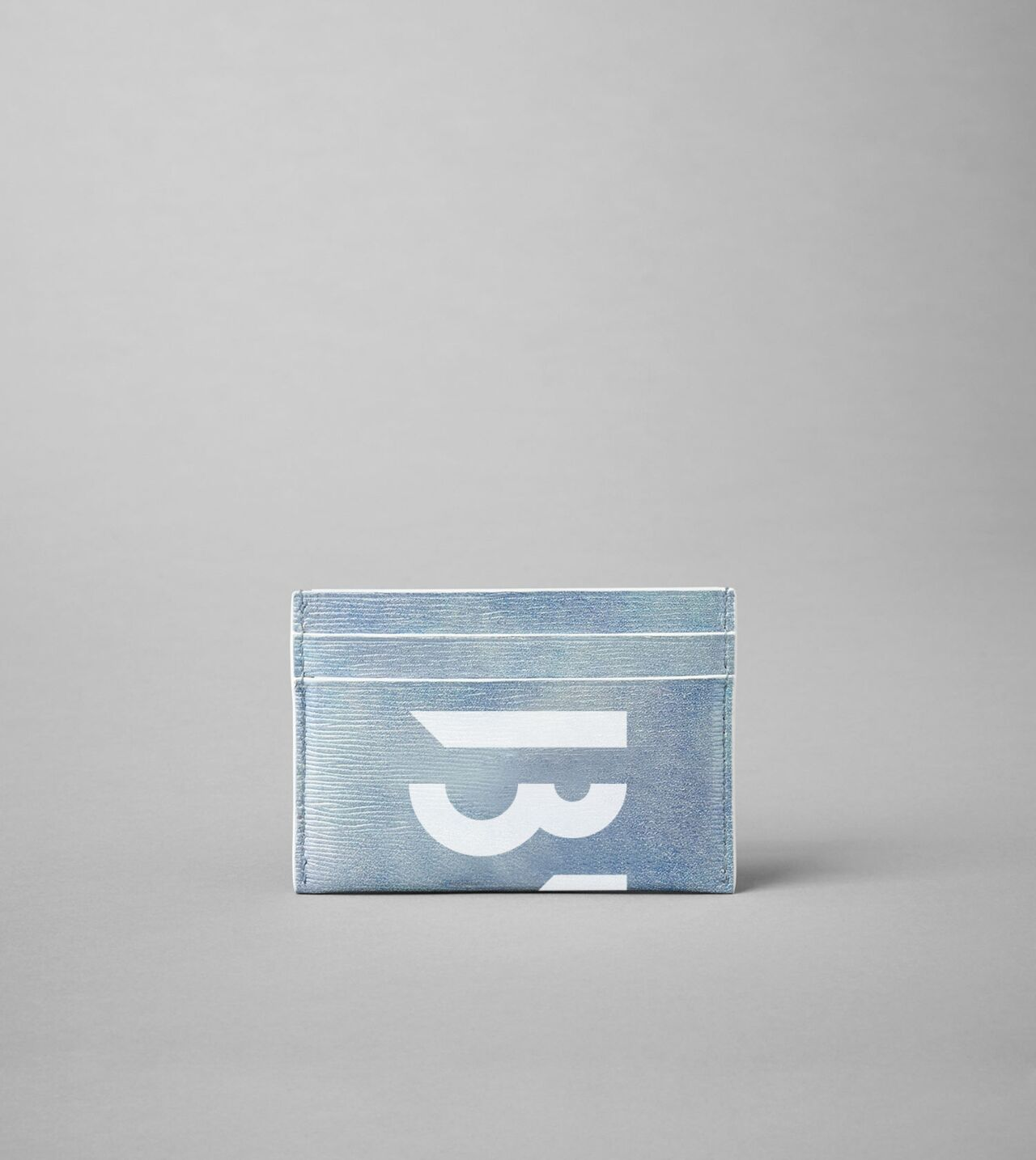 Picture of Byredo Credit card holder in Sky blue
