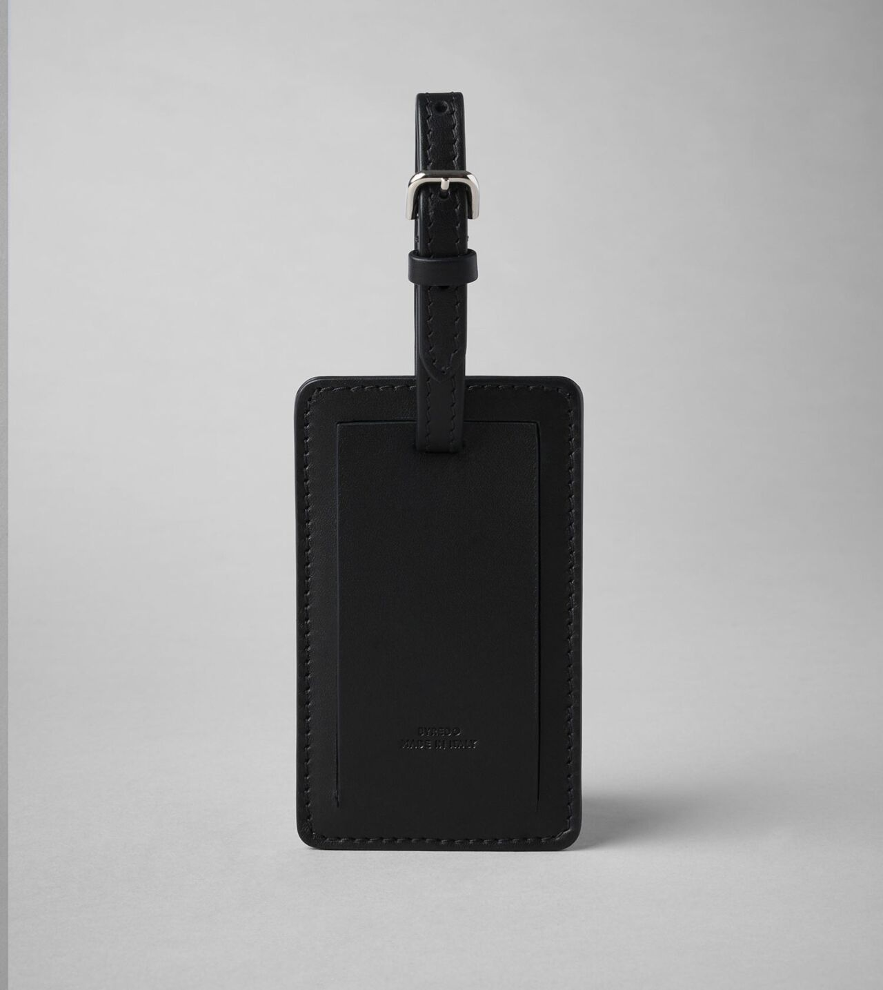 Picture of Byredo Luggage tag in Black