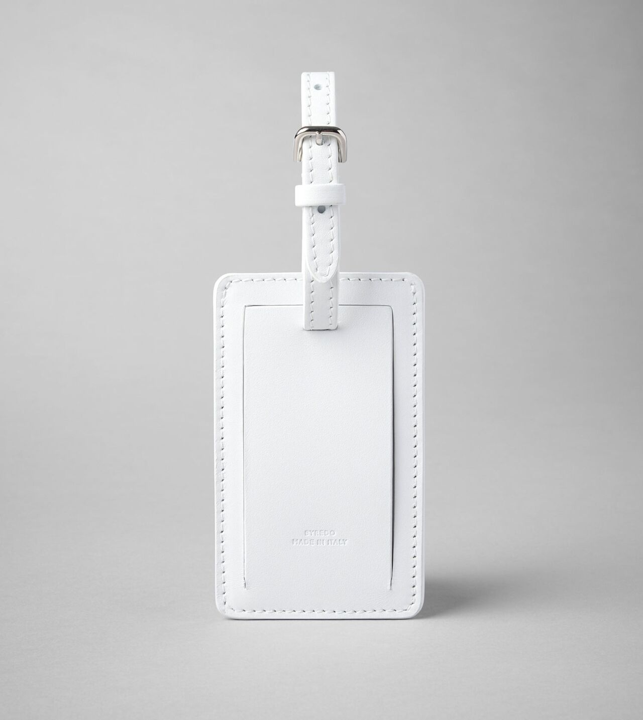 Picture of Byredo Luggage tag in White