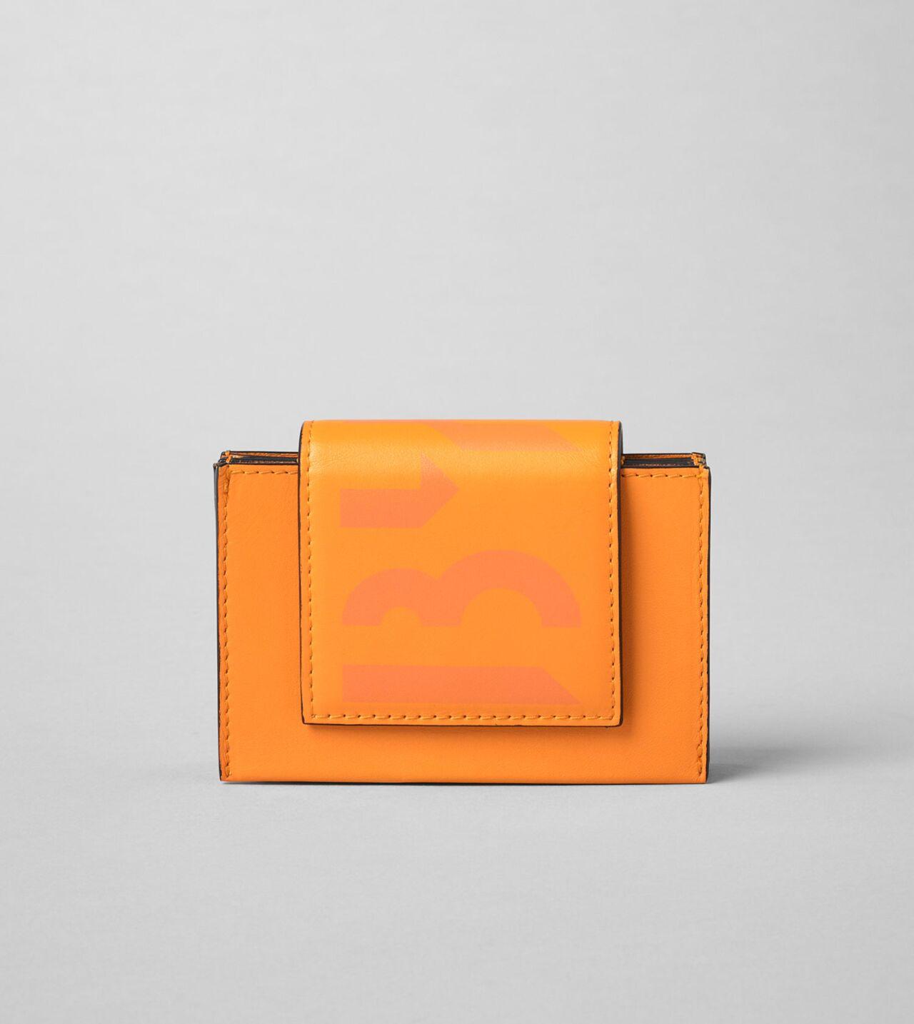 Picture of Byredo Umbrella wallet in Orange
