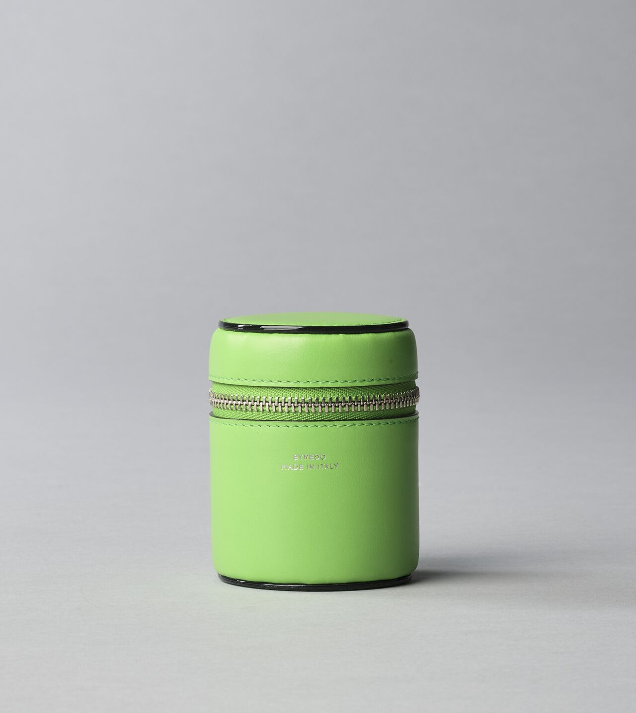 Picture of Byredo Candle holder 70g in Green leather