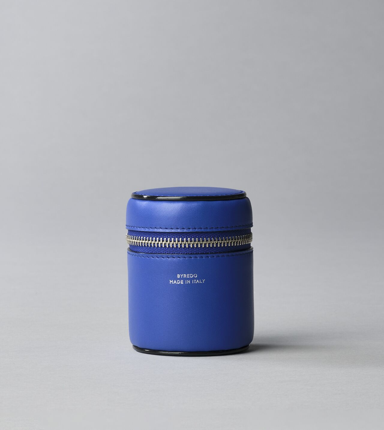 Picture of Byredo Candle holder 70g in Blue leather