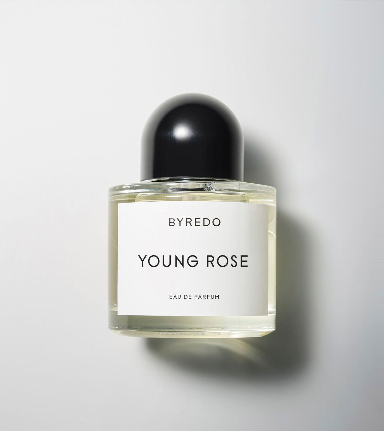 Eau de Parfum Young Rose 100ml