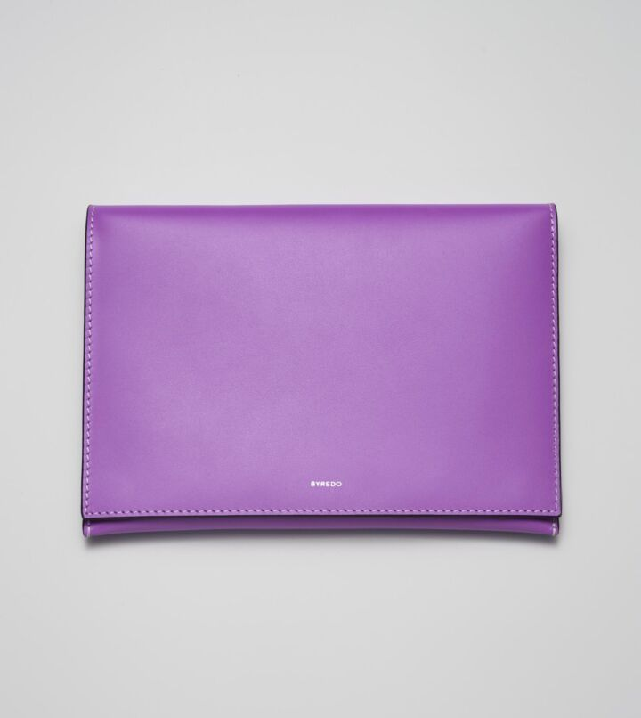 Makeup Leather Pouch